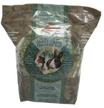 Vitakraft/sunseed Select Sweet Grass Timothy 1 Lb.