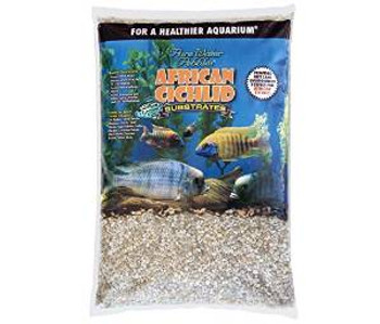 World Wide Imports African Cichlid Substrates Rift Lake Gravel Dry 20lb
