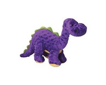 WORLDWISE Godog Just For Me Purple Bruto Dino With Chew Guard