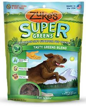 Zukes Supers Tasty Greens Blend 6 Oz.