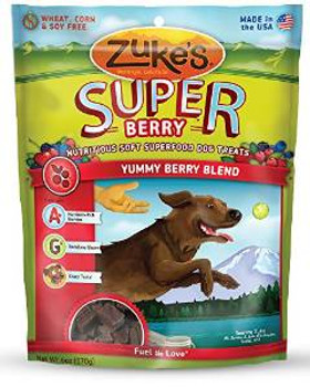 Zukes Supers Yummy Berry 6oz.