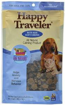 Ark Naturals Happy Traveler Soft Chews 75 Ct.