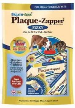 Ark Naturals Breathless Plaque Zapper Pouch Small/medium 30 Pk