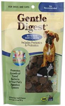 Ark Naturals Gentle Digest Soft Chews 120 Ct.
