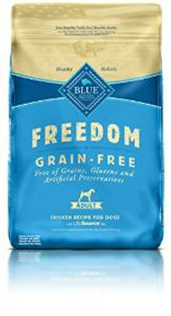 Blue Buffalo Frdm chicken  Adlt Dog 24 Lbs