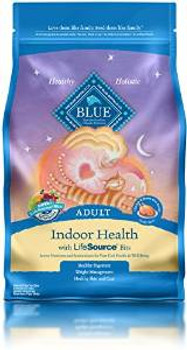 Blue Buffalo Indr chicken /brrc Cat 3 Lbs Case of 5