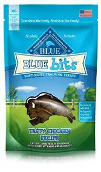 Blue Buffalo Bit chicken  Dog 4z Case of 8