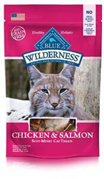 Blue Buffalo Wldns chicken /slm Cat 2z Case of 12
