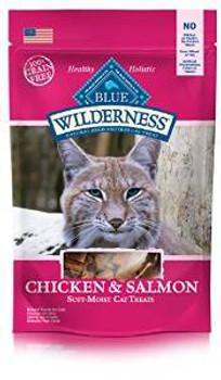 Blue Buffalo Wldns chicken /slm Cat 2z Case of 12