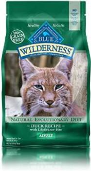 Blue Buffalo Wldns Dck Cat 2 Lbs Case of 6