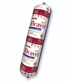 Bravo! Beef Balance Chub 5 lb. SD-5