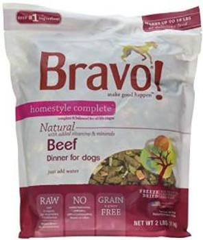 Bravo! Homestyle Complete Beef Dinner 2#