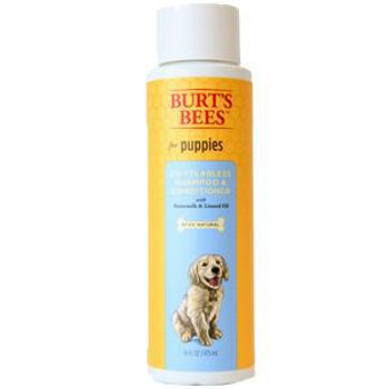 Burts Bees Fetch For Pets Burt's Bees Natural Pet Care - 2 In 1 Tearless Puppy Shampoo 16 Oz.
