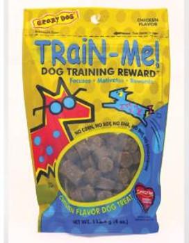 CardinalCrz Dog Train Me Chk 4oz