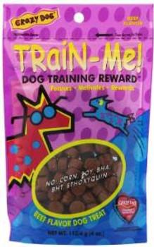 CardinalCrz Dog Train Me Bf 4oz