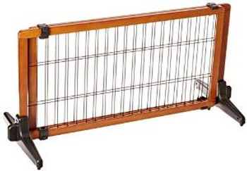 "Carlson 20"" Freestanding Wood Gate"