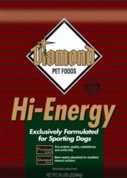 Diamond Hi Enrg Sport Dog 50 Lbs