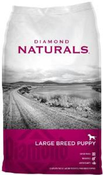 Diamond Nat Lg Brd Pup 40 Lbs