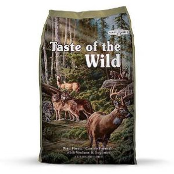 Taste of the Wild Pine Forest Vns Dog Fd 28 Lbs
