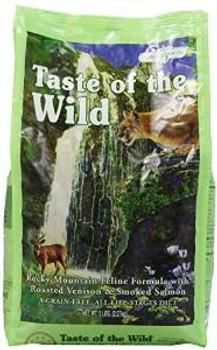 Taste of the Wild Rocky Mtn Feln 5 Lbs Case of 6