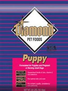 Diamond Pup Form 40 Lbs