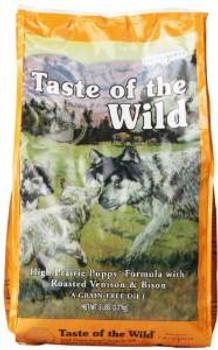 Taste of the Wild High Prair B/v Pup 5 Lbs Case of 6
