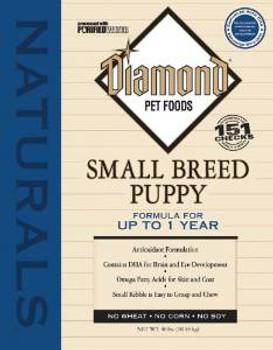 Diamond Nat Sm Brd Pup 40 Lbs