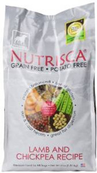 Dogswell Nutrisca Lamb & Chickpea 6/4 Lb.