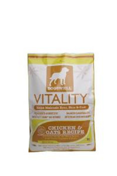 Dogswell Vitality Chicken & Oats 11 Lb.
