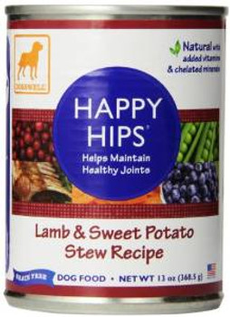 Dogswell Happy Hips Lamb & Sweet Potato 12/13 Oz.