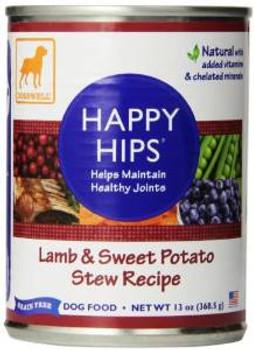 Dogswell Happy Hips Lamb & Sweet Potato 12/13 Oz.