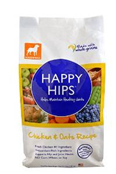 Dogswell Happy Hips Chicken & Oats 6/4 Lb.
