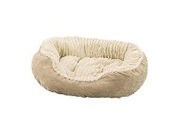 "Ethical Sleep Zone 21"" Tan Plsh Bed"