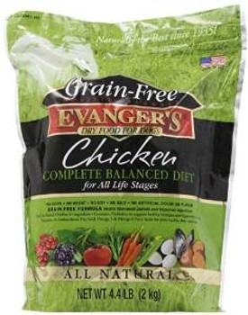 Evangers Gf chicken  Adlt Dog Fd 4.4 Lbs