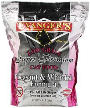 Evangers Sp Pheasant/whfs Cat 4.4 Lbs
