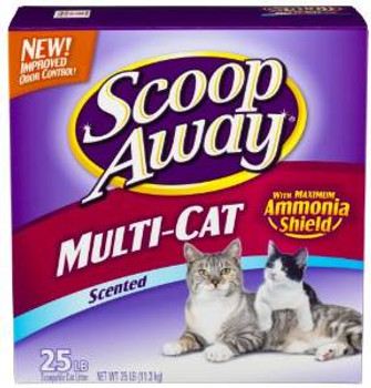 Ever Clean Everclean Scoop Away Complete Permormance Multi Cat 1/25#