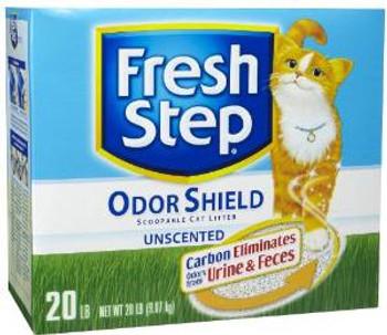 Ever Clean Fresh Step Free Scp Ltr 20 Lbs