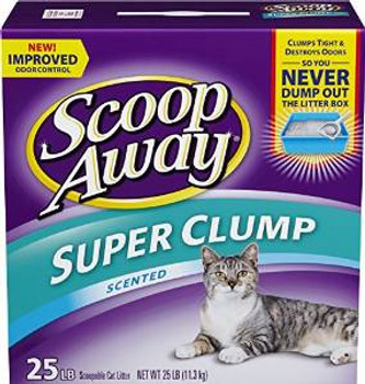 Ever Clean Everclean Scoop Away Fresh Scent 1/25 Lb.