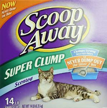 Ever Clean Everclean Scoop Away Fresh Scent 3/14 Lb.