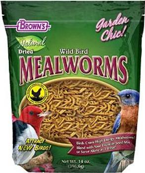 Grdn Chc Wb Mealworm 14z