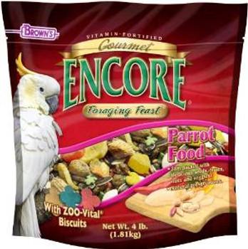 F.M. Brown's Encore Grmt Prt Food 4 Lbs