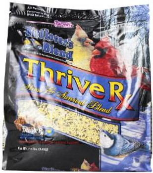 F.M. Brown's Bird Lovers Blend Thrv Rx S/s 6/7.5 Lbs