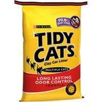 Tidy Cat Lloc Conv Red Bag 20 Lbs