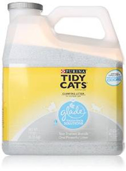 Tidy Cat Glade Odor Scp 3/14 Lbs