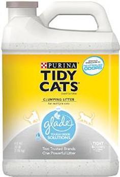 Tidy Cat Glade Odor Jug 2/20 Lbs