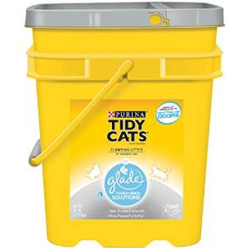 Tidy Cat Glade Odor Scp Pail 35 Lbs
