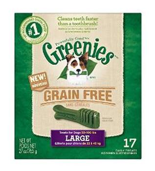 Greenies GF Treat-pak Large 27oz
