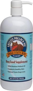 Grizzly Pollock Oil 4oz {L+1x} 359017