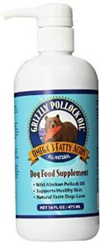 Grizzly Pollock Oil 16oz