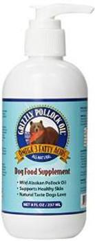 Grizzly Pollock Oil 8oz